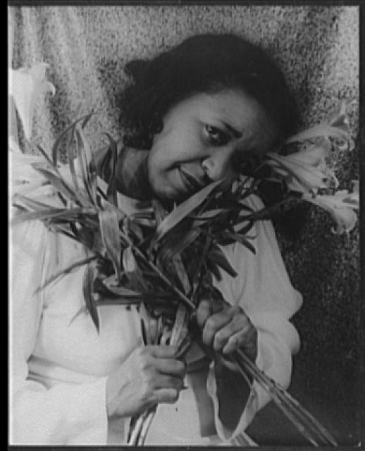 [Portrait of Ethel Waters, Cabin in the Sky]