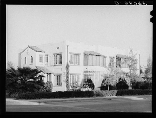 Residence in Phoenix, Arizona
