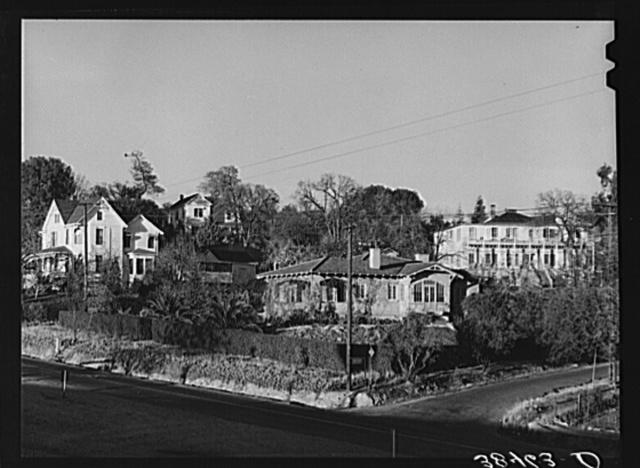 Residential district. Auburn, California