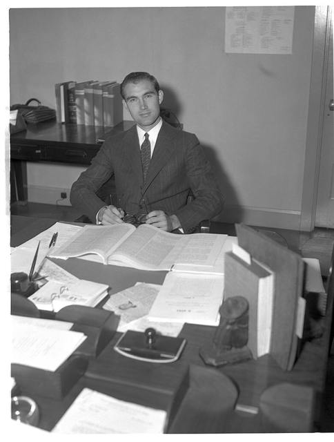 Samuel E. Neel, attorney in Office of the General Counsel, Production Division