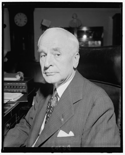 Secy. of State Cordell Hull