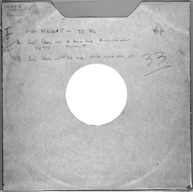 Selected Disc Sleeves