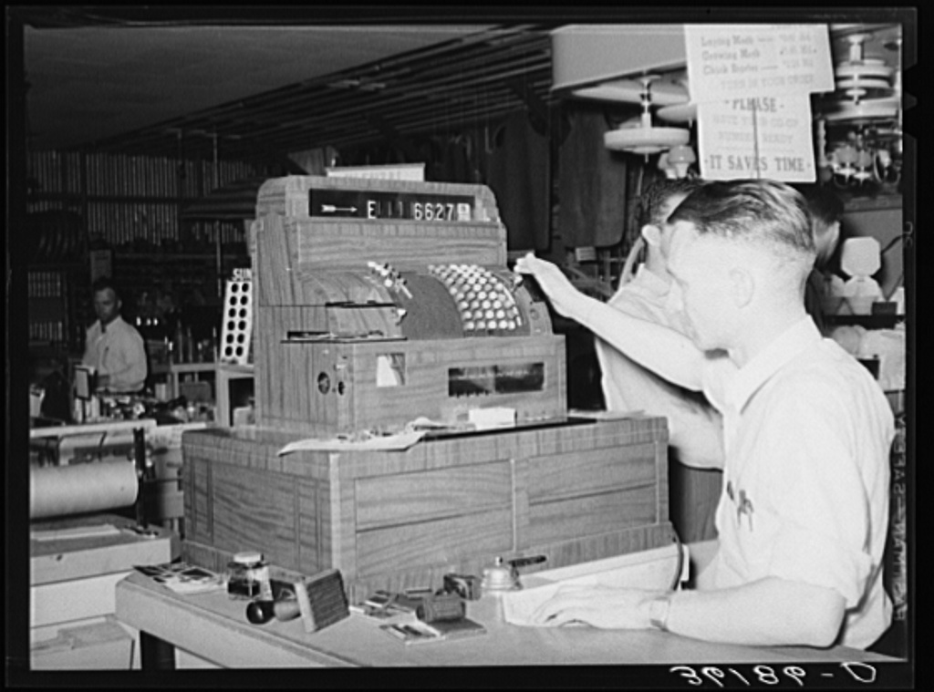 The cashier of the United Producers and Consumers Cooperative of Phoenix, Arizona