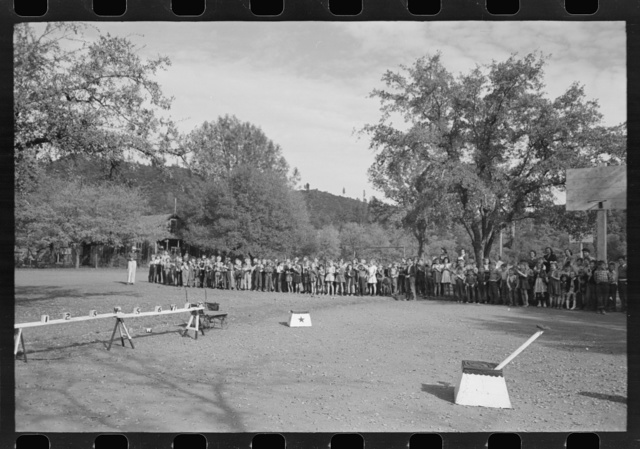 California photographs - Farm Security Administration / Office of War Information Photograph.