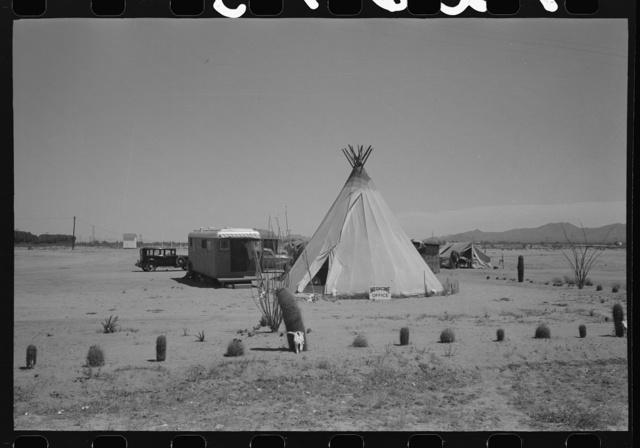 Arizona photographs - Farm Security Administration / Office of War Information Photograph.