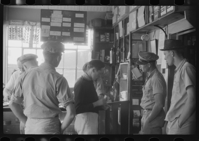 New York photographs - Farm Security Administration / Office of War Information Photograph.