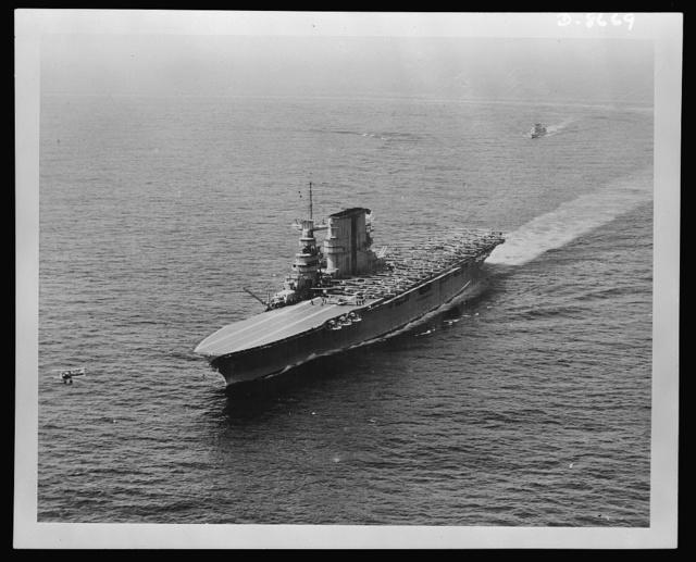 USS Saratoga, aircraft carrier
