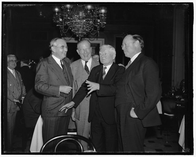 [Vice President Garner with group]