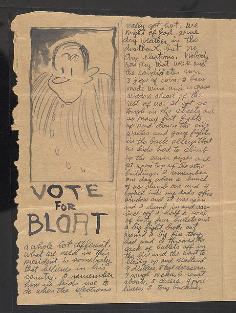 Vote for Bloat