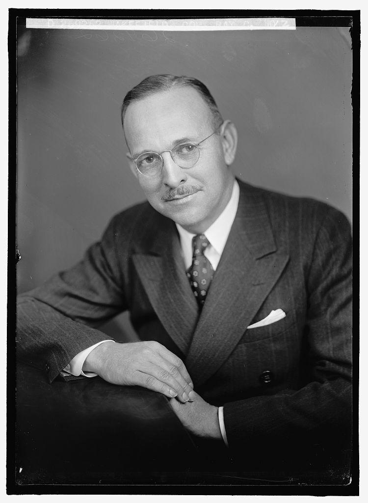 WAKEFIELD, RAY C. PORTRAIT