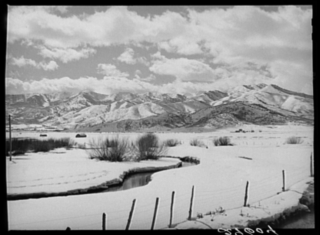 Wasatch Mountains. Summit County, Utah