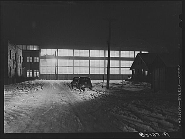 Aetna-Standard plant. Ellwood City, Pennsylvania