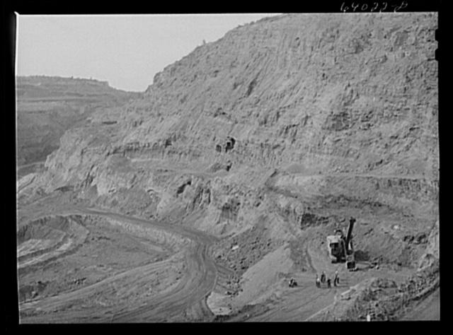 Albany mine. Hibbing, Minnesota