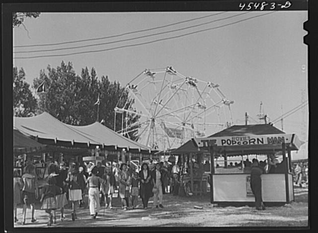 At the Rutland Fair, Vermont