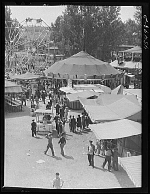 At the Rutland Fair. Vermont
