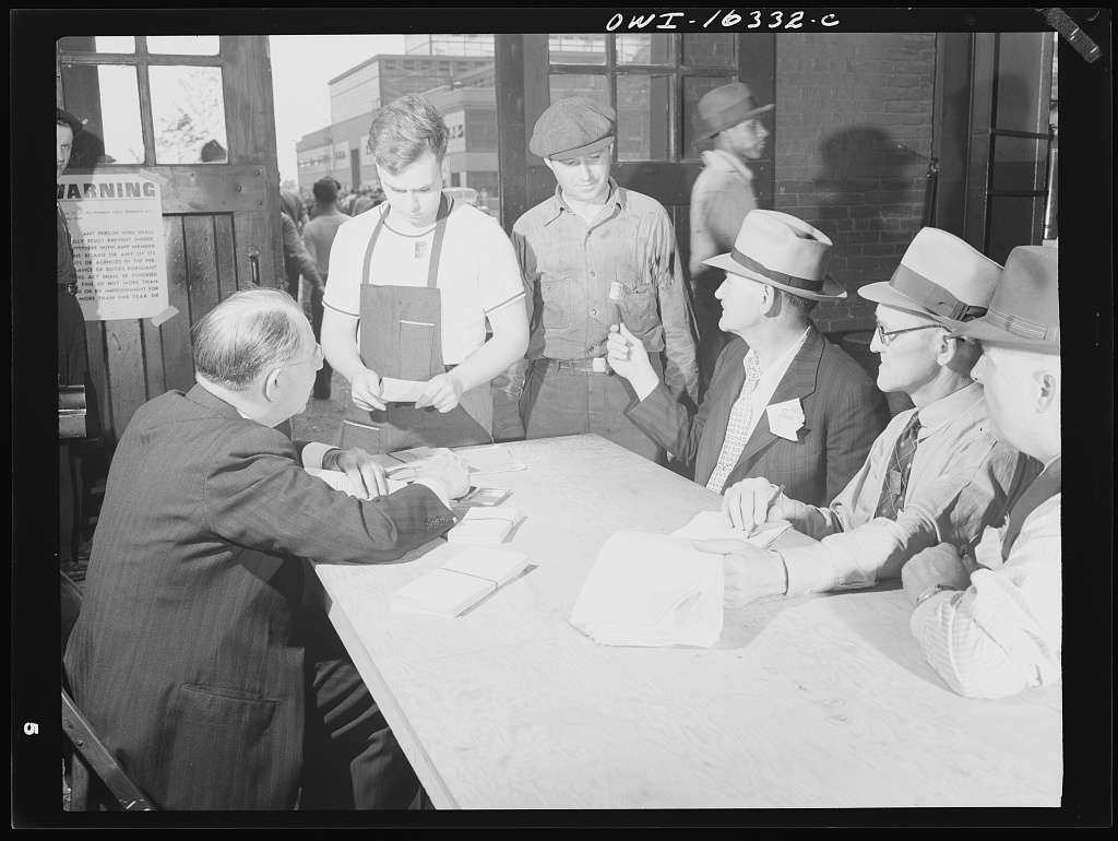 Dearborn, Michigan  National Labor Relations Board election