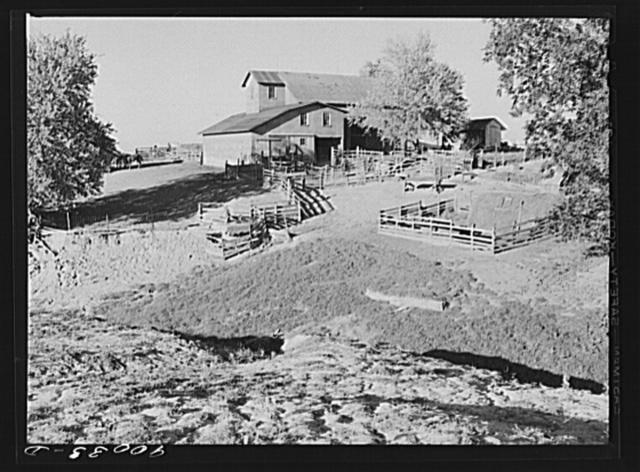 Farm near Dayton, Ohio