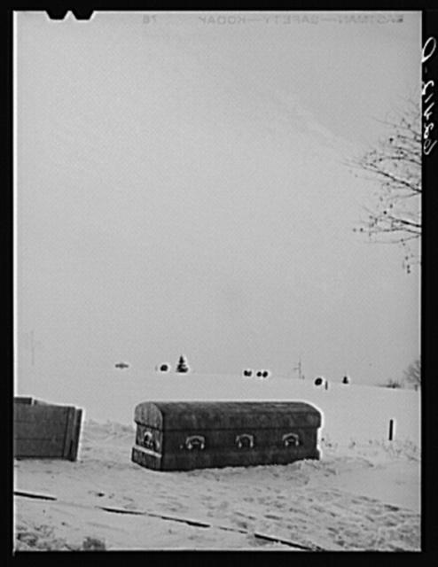 Graveyard. Rochester, Pennsylvania