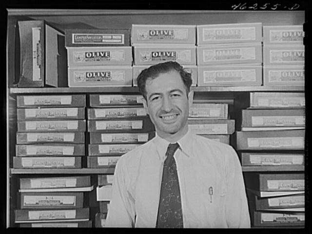 Greesboro, Greene County, Georgia. Mr. Weinstein, merchant