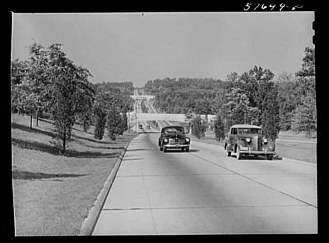 Merritt Parkway to New Haven, Connecticut