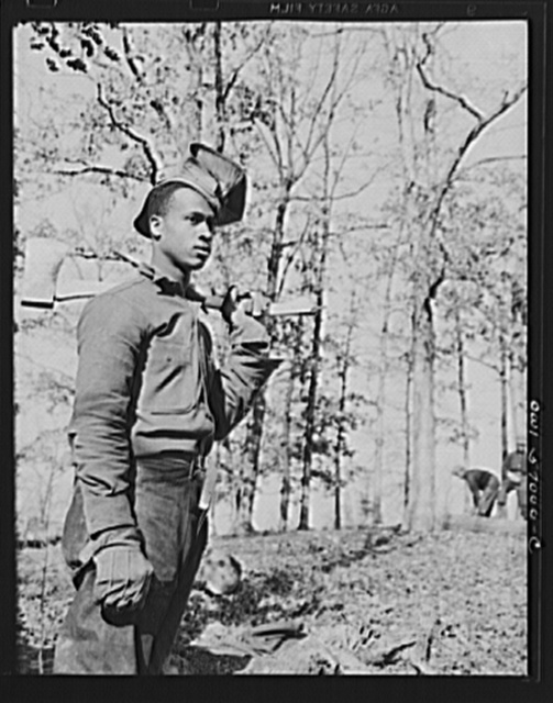 Miscellaneous lot of photographs by Barbara Wright. National Youth Administration (NYA), Works Progress Administration (WPA) and Civilian Conservation Corps (CCC)