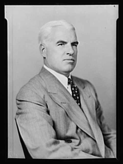 Mr. Edward R. Stettinius, Jr., former director, Priorities Division, Office of Production Management (OPM), currently (September 2, 1941) lend-lease administrator