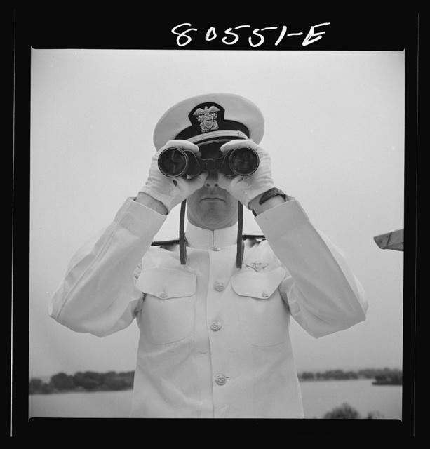 Naval officer, Anacostia, Washington, D.C.