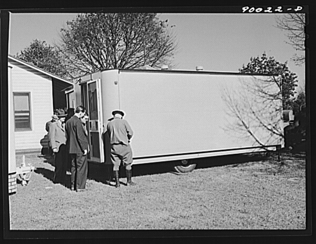 Groovy Palace Mobile Home Expansion Trailer For Emergency Defense Download Free Architecture Designs Xaembritishbridgeorg