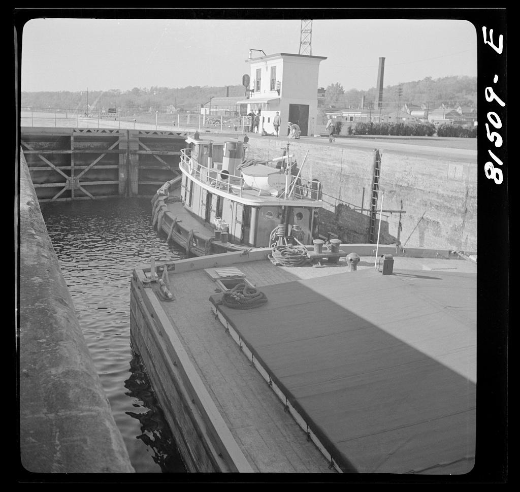 Port of Oswego, New York