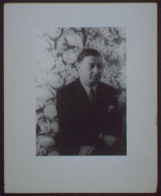 [Portrait of Moïse Kisling]