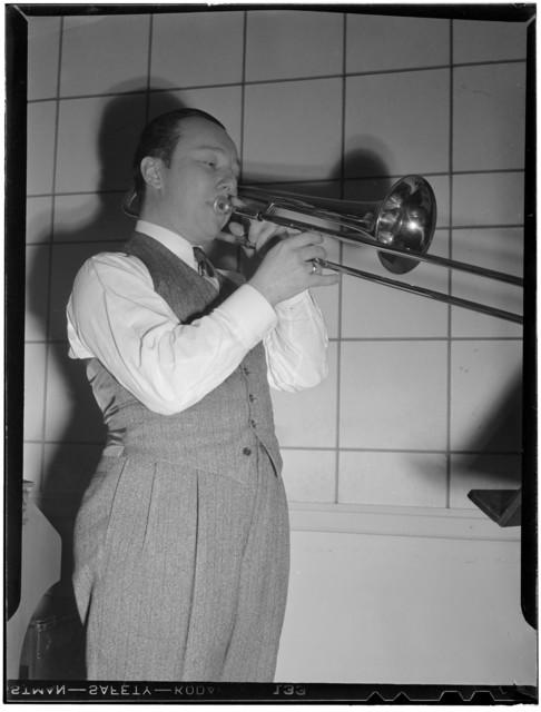 [Portrait of Toby Tyler, Washington, D.C., ca. Dec. 1941]