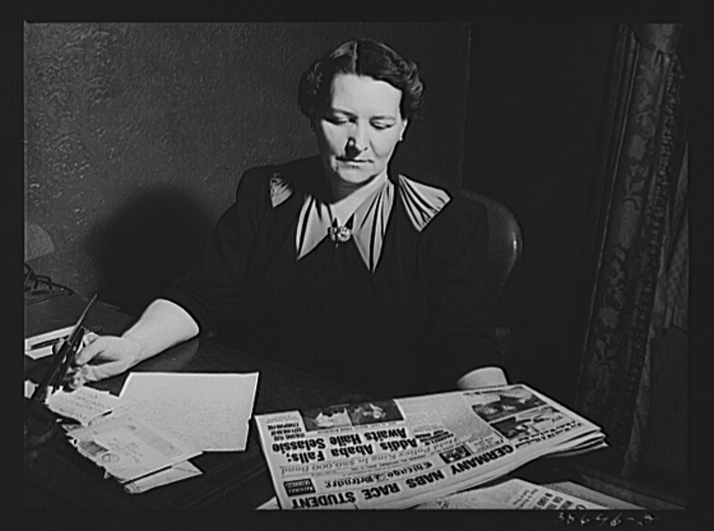 Publisher of the Chicago Defender, Negro newspaper. Chicago, Illinois