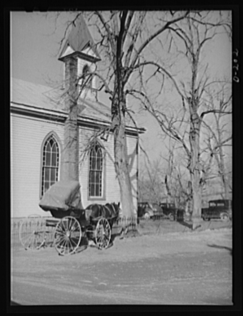 Saint Paul's Reformed Evangelical Church, Rockingham County, Virginia