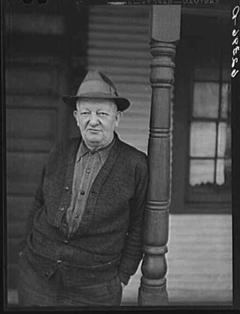 Steelworker. Midland, Pennsylvania