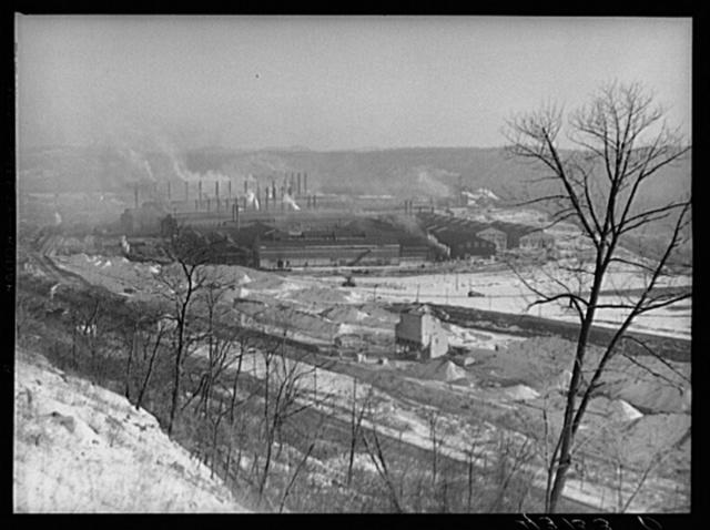 The Pittsburgh Crucible Steel Company of Midland, Pennsylvania