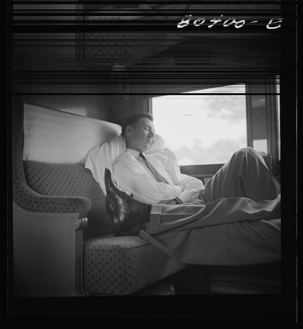 Whiling away the time through the Deep South. On the Southern Railroad. Georgia