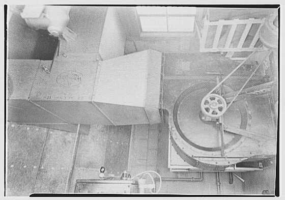 W.S. Fairchild, Lloyd Neck, Long Island. Draft room