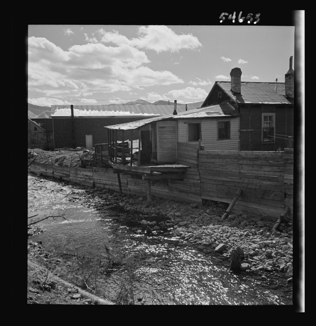"Creede, Colorado. Lead and silver mining in a former ""ghost town"""