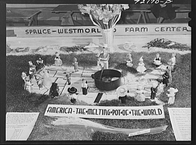 Exhibit. Imperial County Fair, California