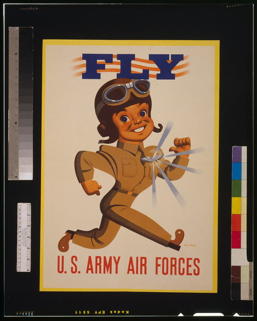 Fly - U.S. Army Air Forces / Stan Ekman.