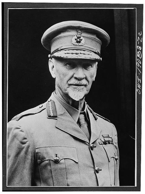 General Smuts of the Union of South Africa