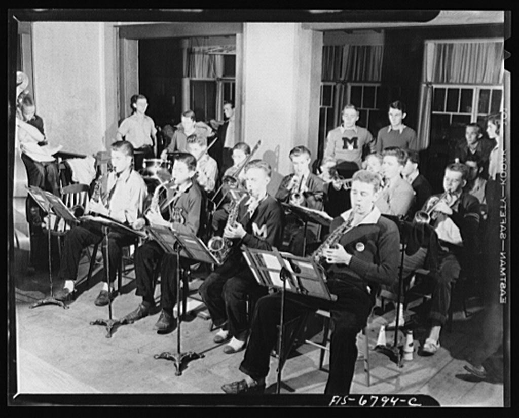 Interlochen, Michigan  National music camp where 300 or more