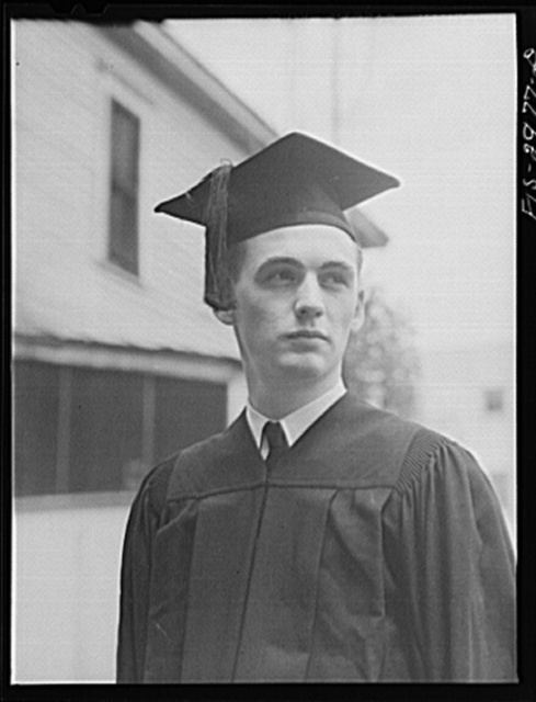 John Cockle, graduated from the liberal arts college. University of Nebraska, Lincoln