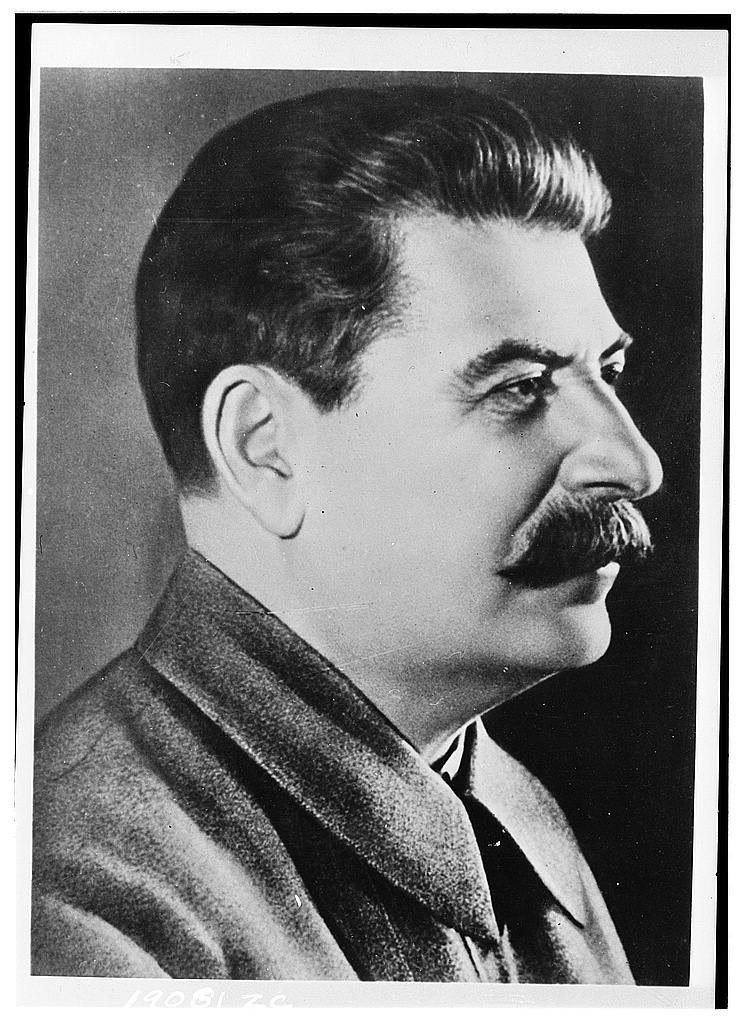 Joseph Stalin, Secretary-general of the Communist party of Soviet Russia