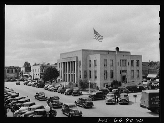 Kennett, Dunklin County, Missouri. Courthouse