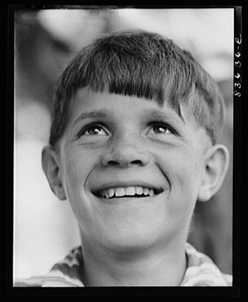 Lille, Maine. French schoolboy