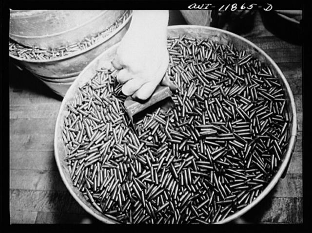 Lititz, Pennsylvania. Bullets made at Animal Trap Company of America