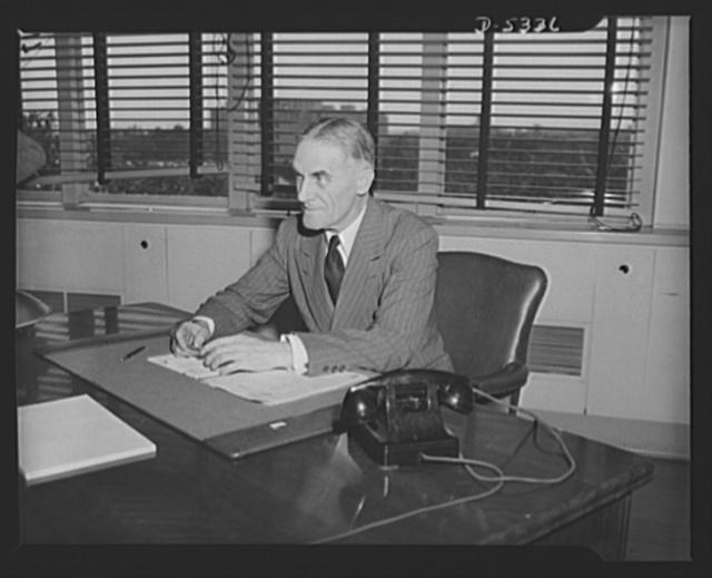 Mr. Edward C. Elliott