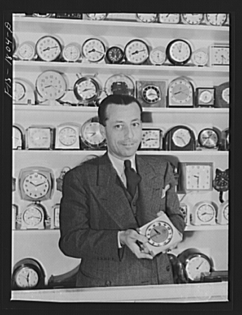 """Mr. H. Ormand, who is a leading jeweler in San Leandro, California, came to the United States from the Azores Islands twenty-three years ago when he was seventeen years old. For three years he lived in San Francisco and then moved to Oakland where he worked in a jewelry store for ten years. In 1932 he opened his own store in San Leandro. Mr. Ormond and his wife have worked long hours to build their establishment and now hold a respected position in the social and business life of San Leandro. Mr. Ormond said, """"I received my education as a boy in the Azores but I have found that all the things that I learned there as well as the principles of honesty amd integrity and thrift and industry that my parents taught me have served me well in my adopted country. While I now speak a different language, all the principles of life in the United States and the Azores are the same."""""""
