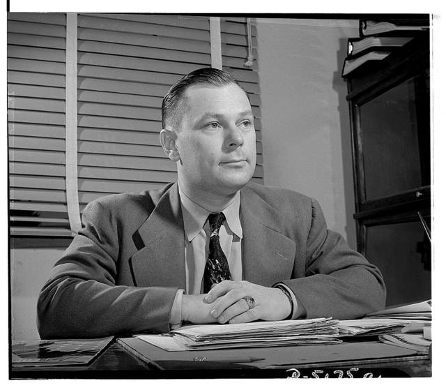 Mr. John T. Burke